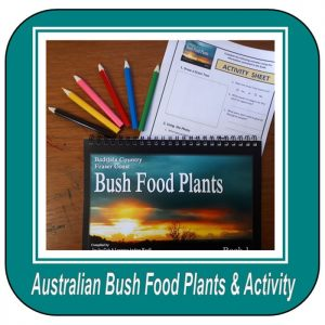 Australian Bush Food Plants and Activity